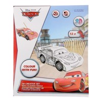Cars Craft set 3D