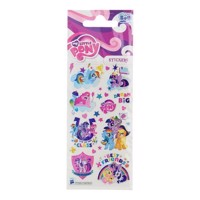 My Little Pony Laser Stickers