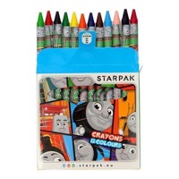 Thomas the Train Chalks, 12 psc