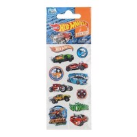 Hot Wheels Stickersark