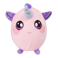 Squeezamals Great - Ula Unicorn Pink