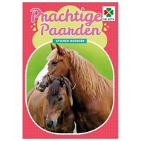Beautiful Horses Sticker