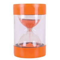 Sit On Hourglass Orange - 10 minutes