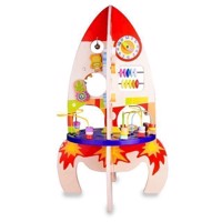Classic World Wooden Activities Rocket