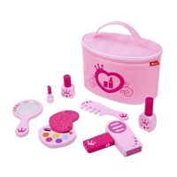Classic World Wooden Make-up Set, 11dlg.