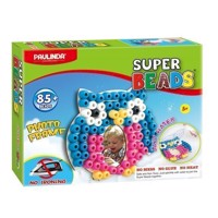 Super Beads Jumbo Picture Frame Owl