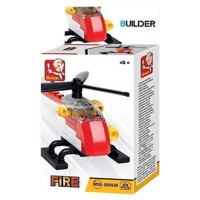 Sluban Builder 4 Fire Brigade