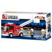 Sluban Small Ladder Truck