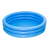 Intex Uppblåsbar Swimming Pool, 3-ringar