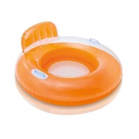 Intex Lounge Armpuffar - Orange