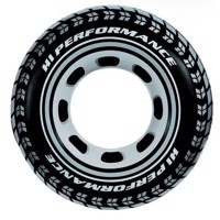 Car Tire Swimming ring