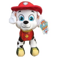 Paw Patrol Plush - Jungle Marshall, 27cm