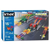 K'Nex Construction set Racers, 166dlg.