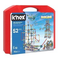 K'Nex Ultimate Builders Case, 750 delar
