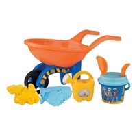 Wheelbarrow with Strandset Bob the Builder