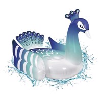 Inflatable Airbed Peacock