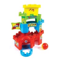 Clementoni Stack Tower Castle with Ball Track