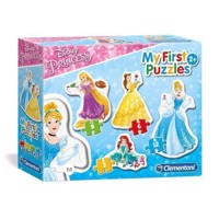 Clementoni My First Puzzles - Disney Princess