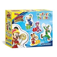 Clementoni My First Puzzles - Mickey Roadster Racers