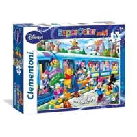 Clementoni Maxi Puzzle Disney Train, 24st.