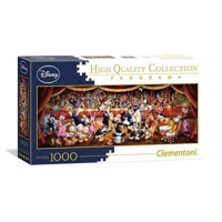 Clementoni Panorama Puzzle Disney Orchestra, 1000 psc