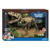 Geoworld Paleo Expedition Building Kit - Tyrannosaurus Rex