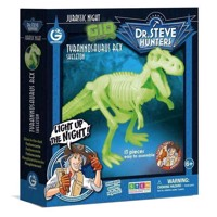 Geoworld Glow in the Dark Building set - Tyrannosaurus Rex