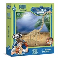 Geoworld Dino Extract Kit - Brachiosaurus Skeleton