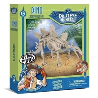 Geoworld Dino Extract Kit - Stegosaurus Skeleton