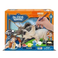 Geoworld Dinoart Construction and Paint Kit - Triceratops