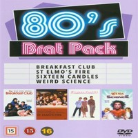 80s Brat Pack Collection  DVD