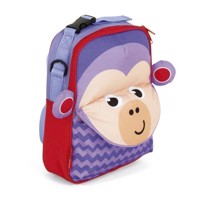 Fisher Price 3D Backpack - Monkey
