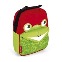 Fisher Price 3D Backpack - Frog