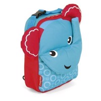 Fisher Price 3D Backpack - Elephant