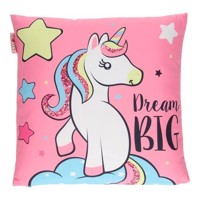 Polyester Cushion Unicorn