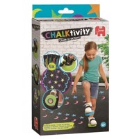 CHALKtivity Footstamps