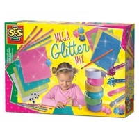 SES Mega Glitter Craft Set