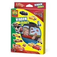SES Window stickers Cars 3