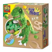 SES Funmais Dino with Wooden Skeleton