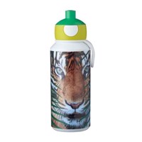 "Mepal drinking bottle ""pop-up""-Animal Planet Tiger"