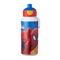 Rosti Mepal Pop-up Ultimate Spiderman Drikkeflaske 400 ml