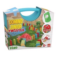 Domino Express Junior Dino Twister Suitcase