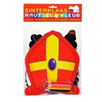 Saint Nicholas Miter Color Set