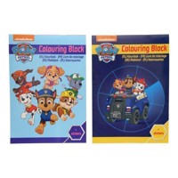 Paw Patrol Color Block with Stickers