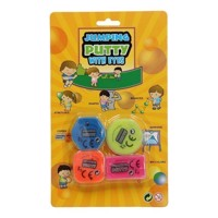 Bouncer Putty, set of 4