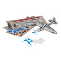 Make your own Foam Airplanes, 4st