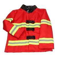 Fireman Sam jacket with reflection stripes
