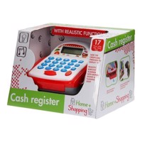 Home & Shopping Cash Register with Light and Sound