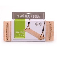 Swing Along Wooden Swing