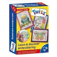 Twizz Learn Discover Stringing